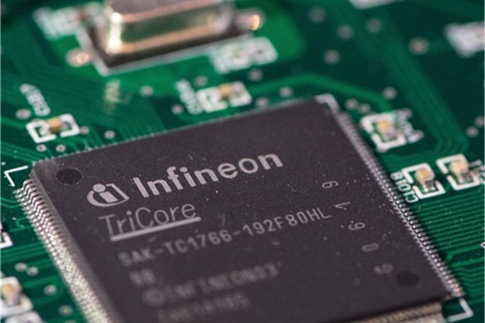 Infineon: 2258 Mitarbeiter