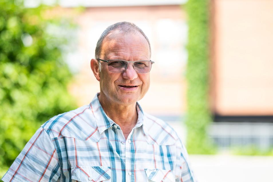 Dr. Uwe-Karsten Schöbel leitete 15 Jahre lang die Unfallchirurgie im Klinikum Görlitz. Jetzt geht er in den Ruhestand.