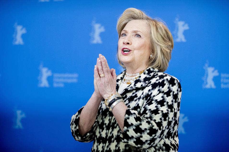 Hillary Clinton ist bei den vergangenen US-Wahlen als Herausforderin gegen Trump angetreten.