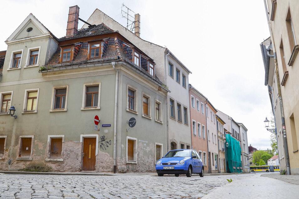 Die Experten empfehlen, nicht alle leer stehenden, maroden Häuser zu erhalten.
