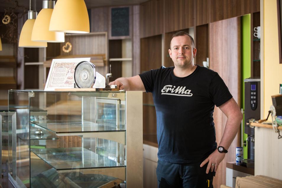 Gehen, wenn es am schönsten ist: Mit diesem Gefühl hat Bäckermeister Marcel Kudritzky seinen Betrieb geschlossen. Seine Gesundheit stand auf dem Spiel.
