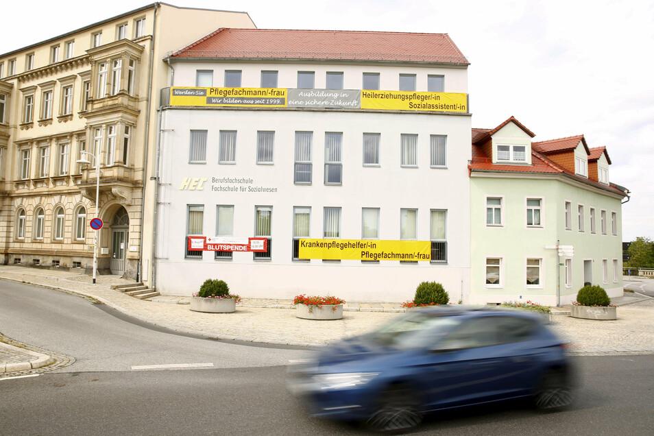 Endgültiges Aus für zwei Ausbildungsgänge an der HEC Akademie in Kamenz: Der Bildungsträger unterlag beim Oberverwaltungsgericht mit seiner Beschwerde gegen eine Entscheidung der Schulbehörde.