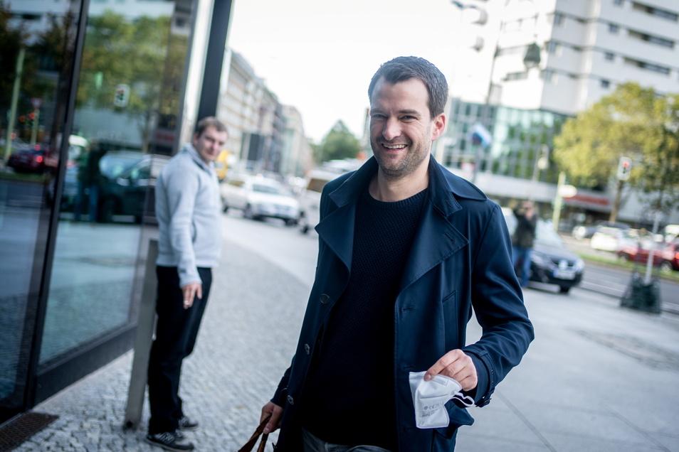 Johannes Vogel, stellvertretender FDP-Bundesvorsitzender