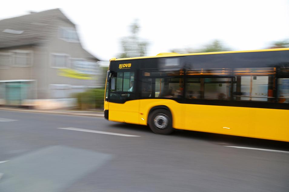 Mit Bussen aus Dresden waren im September 2019 im Shuttleverkehr Gäste zum Tag der Sachsen in die Riesaer Innenstadt transportiert worden. Das hatte der VGM zwar einmalige Extra-Einnahmen verschafft - die Kosten für die höheren Gehälter aber nicht aufgewo