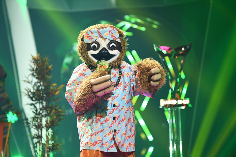 """Die Musik-Rateshow """"The Masked Singer"""" ist gleich doppelt mit dem Deutschen Fernsehpreis ausgezeichnet worden."""