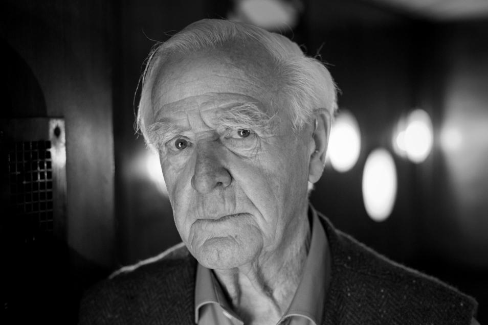 John le Carré war Autor zahlreicher zahlreicher Geheimdienstromane. Jetzt ist er im Alter von 89 Jahren gestorben.