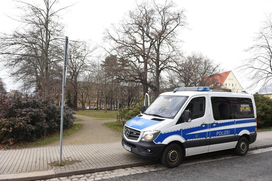 Im Döbelner Wettinpark soll es in der Nacht zum 11. Juni zu einem brutalen Übergriff gekommen sein.