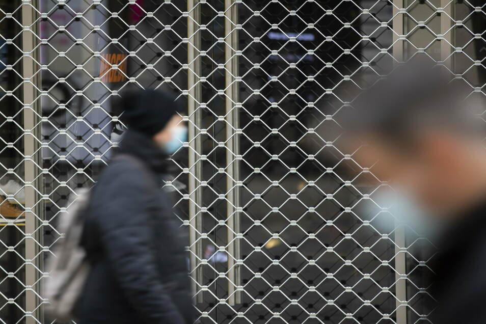 Die Lockdown-Maßnahmen in Deutschland könnten nich weiter verschärft und verlängert werden.