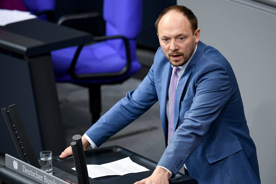 Marco Wanderwitz (CDU) ist Ostbeauftragter der Bundesregierung.