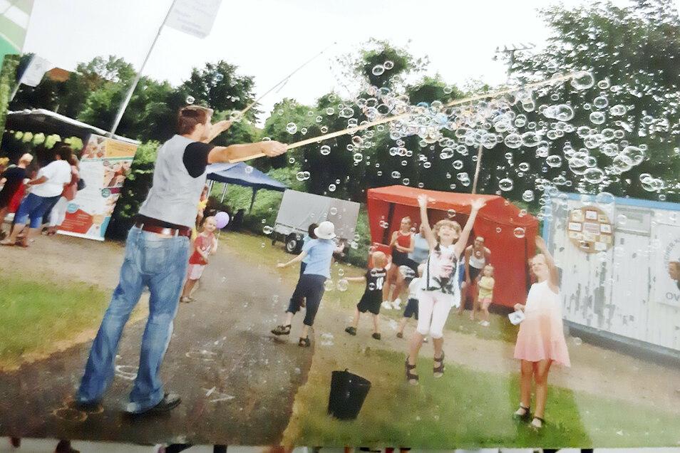 Vor 20 Jahren entstand ein Freizeitareal in Kamenz. Daran wird erinnert und gefeiert.