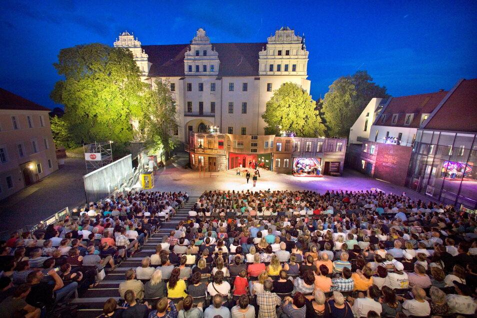 Bald gibt es wieder einen Theatersommer auf der Ortenburg Bautzen: