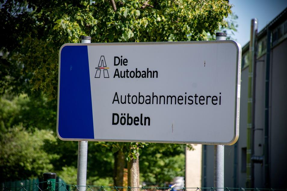 Auf das Gelände der Autobahnmeisterei Döbeln wurde in der Nacht auf Montag eingebrochen.