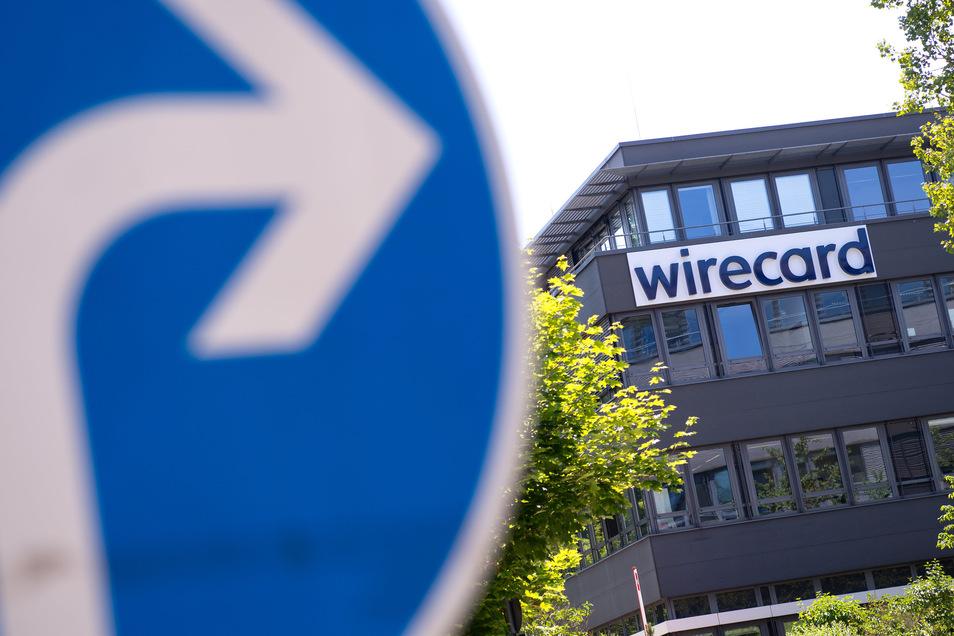 Bayern, Aschheim: die Firmenzentrale des Zahlungsdienstleisters.