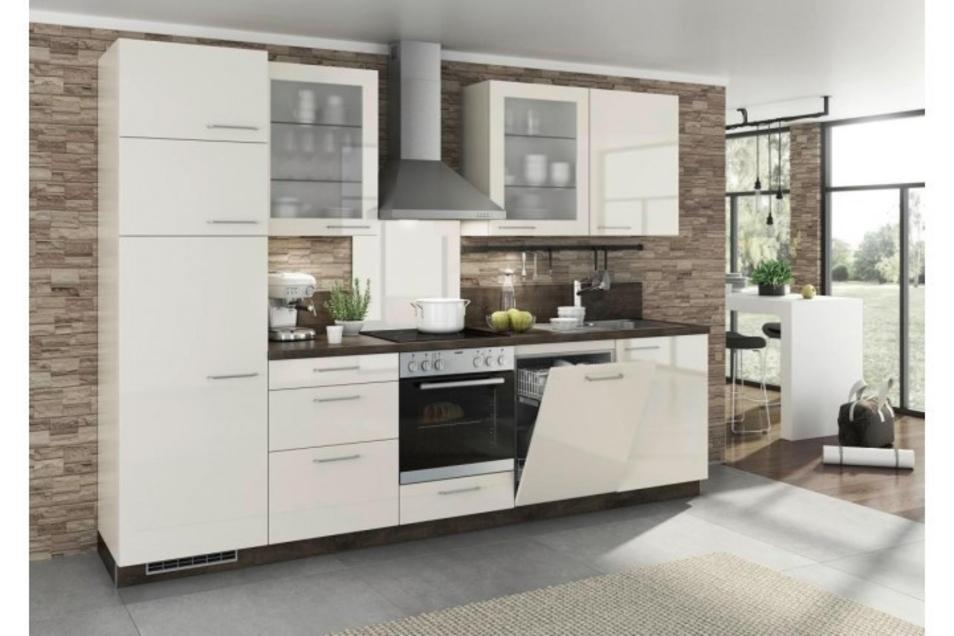 Auch für kleine Räume gibt es die perfekte Küche.