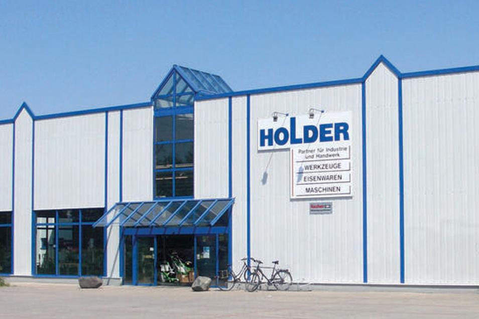 Die August Holder GmbH in Dresden