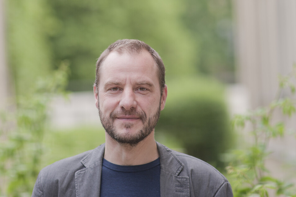 Raj Kollmorgen, Professor für Soziologie und Management sozialen Wandels an der Hochschule Zittau/Görlitz.