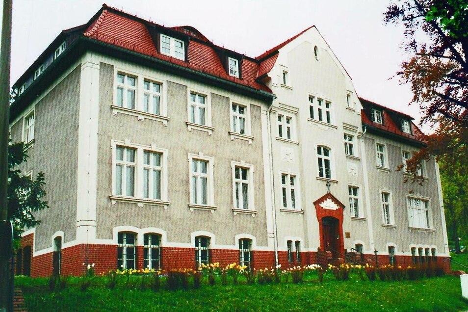 ...auf der Schlaurother Straße in Biesnitz.