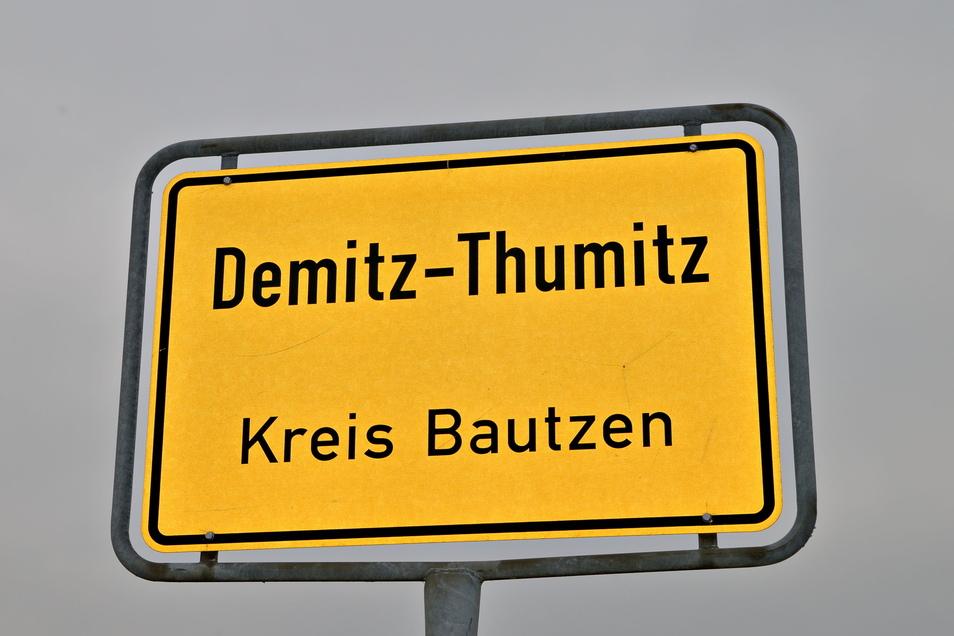 In der Gemeinde Demitz-Thumitz sind derzeit, gemessen an der Einwohnerzahl, besonders viele Menschen mit dem Coronavirus infiziert.
