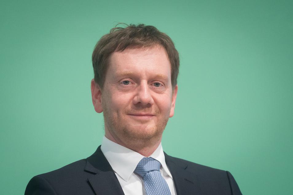 Michael Kretschmer tritt für die CDU an.