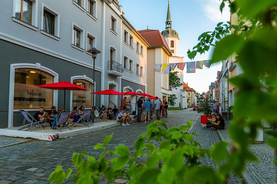 Mit der bisherigen Förderung im sogenannten SOP-Programm stand nur die Belebung der Altstadt im Fokus. Künftig soll auch die Neustadt profitieren.