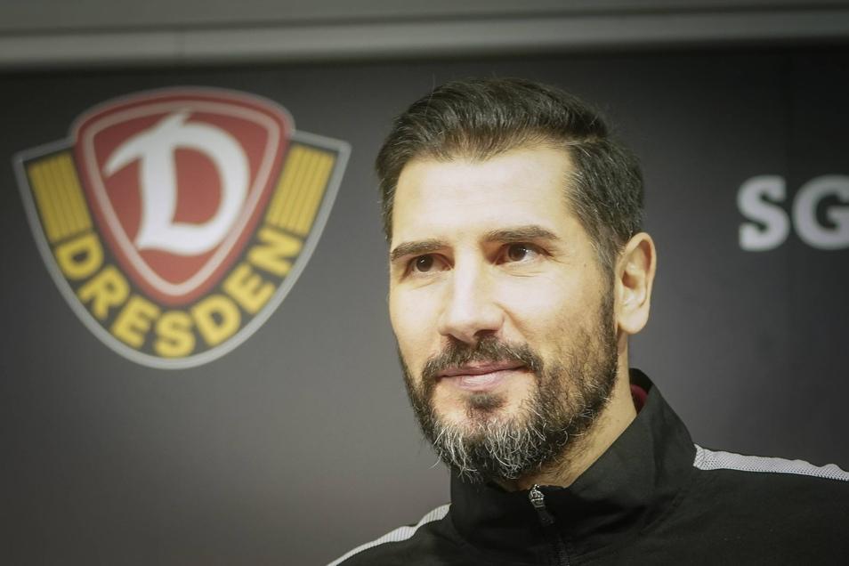 Cristian Fiel feiert heute seinen 40. Geburtstag. Und Ralf Minge blickt auf dessen Zeit als Cheftrainer von Dynamo.