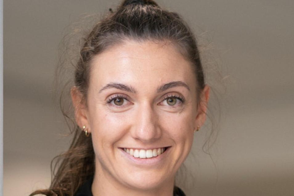 Lena Stigrot stand drei Jahre beim DSC unter Vertrag und spielt künftig in Italien.