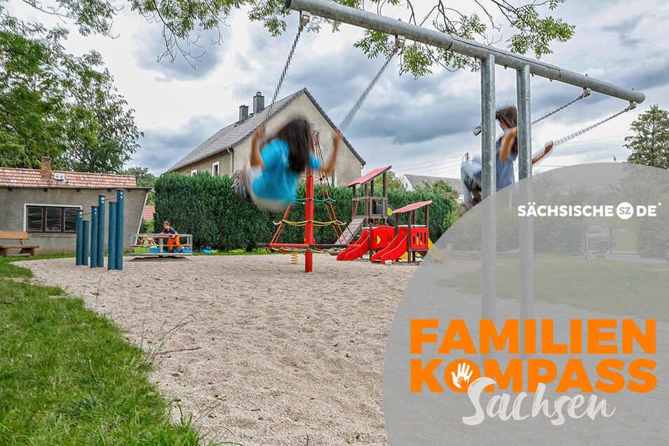 Oft weichen die Jugendlichen auf die Spielplätze aus, um sich zu treffen - keine optimale Lösung. In Oppach gibt es jetzt eine Initiative für einen neuen Jugendklub.