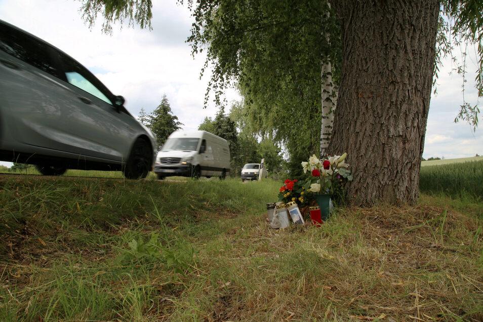 Freitagnachmittag kam es im Kodersdorfer Ortsteil Torga zu einem tödlichen Unfall. Dabei verlor ein Fahrradfahrer sein Leben.