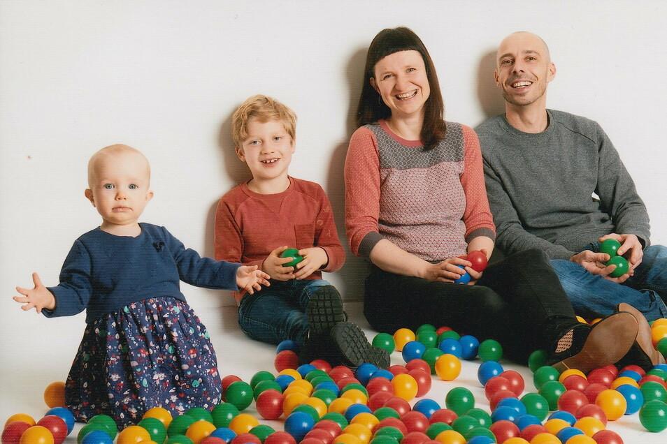 Gemeinsam mit Thomas hat Anja eine neue Familie gegründet. Ihre Tochter Marla ist heute vier Jahre alt.