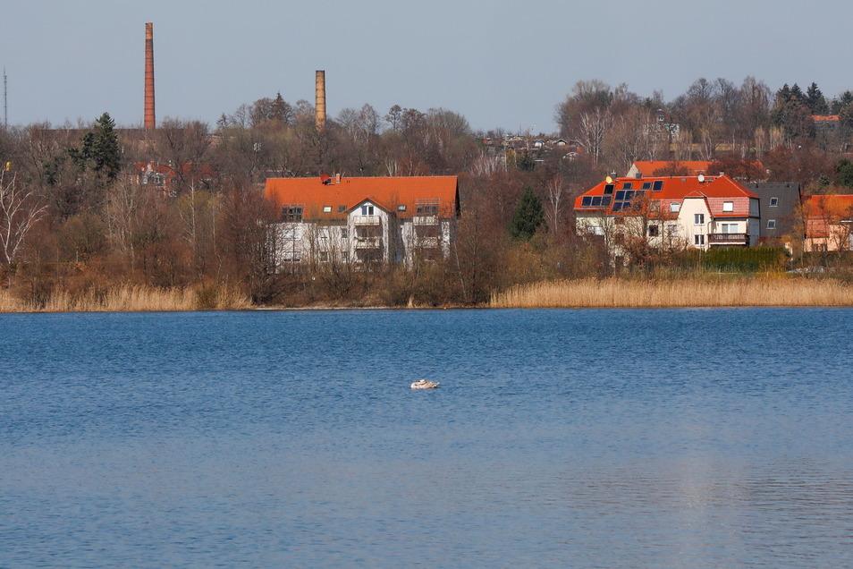 Bis zur Landesgartenschau 1999 konnten die Grube geflutet und sämtliche Sanierungsarbeiten abgeschlossen werden.