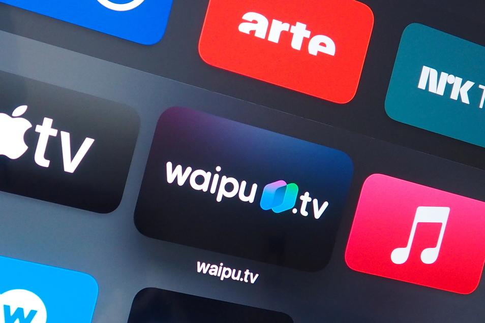 Waipu.tv gibt es auch als App für Streamingboxen. Doch jetzt hat der Anbieter auch einen eigenen Streaming-Stick im Angebot.