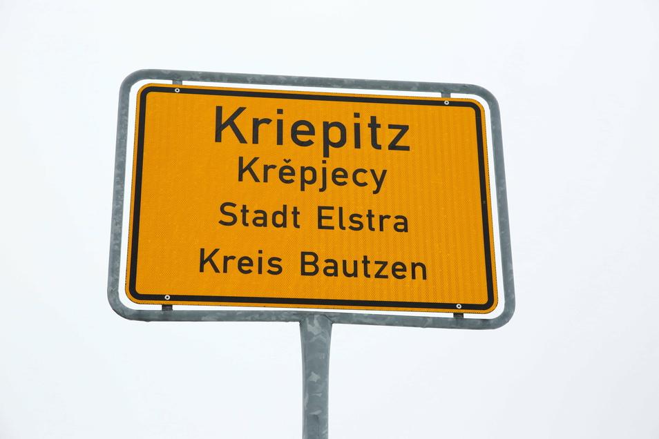 Der Elstraer Ortsteil Kriepitz soll an das zentrale Trinkwassernetz angeschlossen werden.