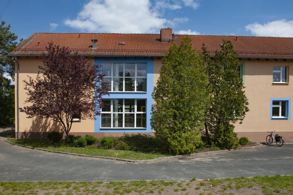 Zu klein für 150 Erst- bis Viertklässler: Lampertswaldes Grundschule braucht dringend einen Anbau, aber daraus wird in den nächsten zwei Jahren erst einmal nichts.