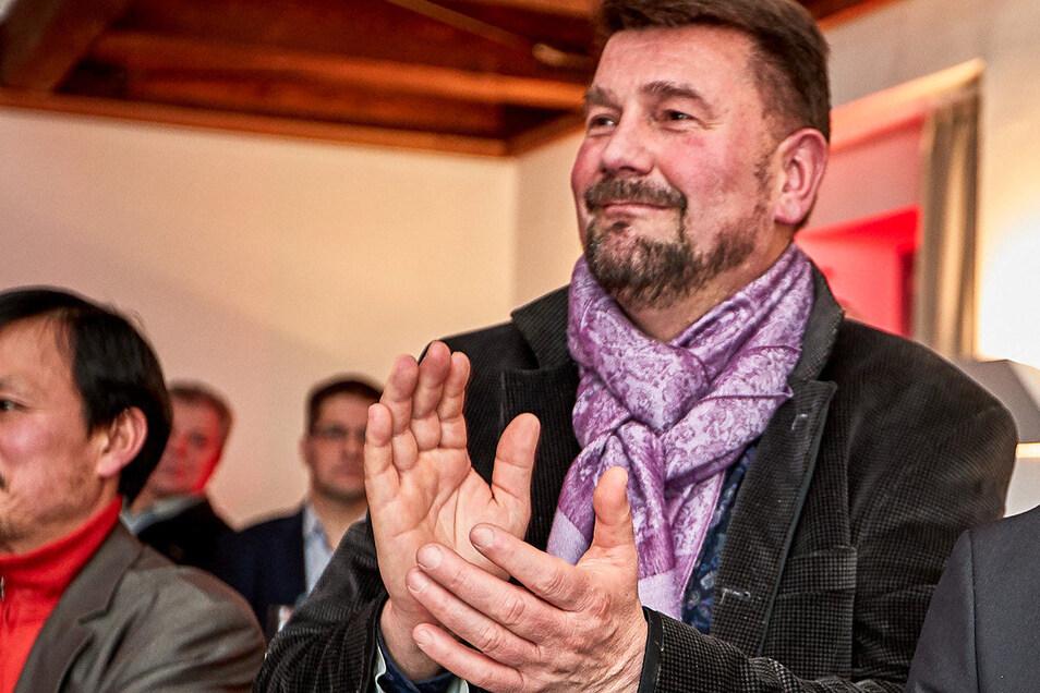 Sven-Erik Hitzer beglückwünscht den Freistaat zu seiner konsequenten Entscheidung, zu Hotels, Gaststätten und Pensionen.
