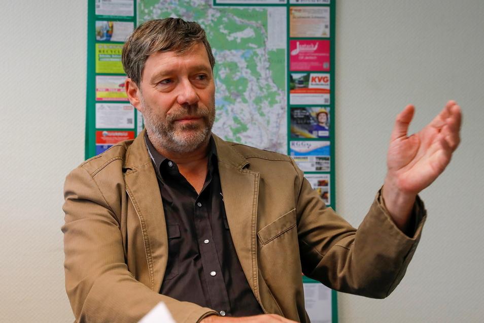 Peter Müller, Leiter des Umweltamtes beim Landkreis Görlitz.