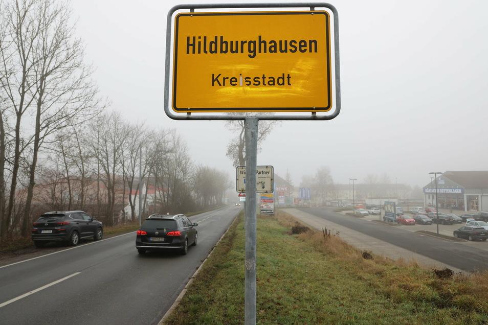 Der Kreis HIldburghausen hat derzeit deutschlandweit den höchsten Inzidenzwert.