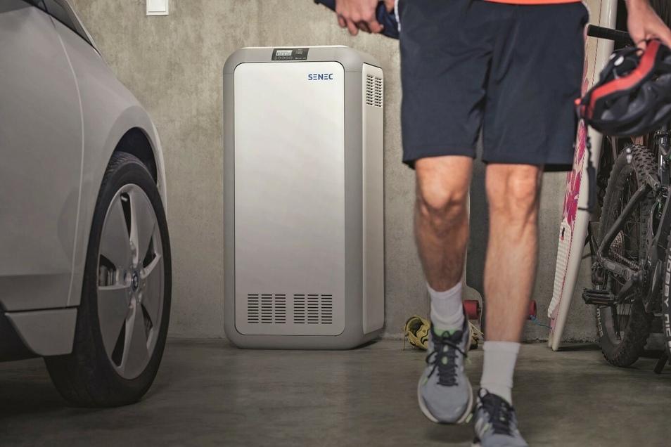Auch das E-Auto kann mit dem eigenen Solarstrom geladen werden.