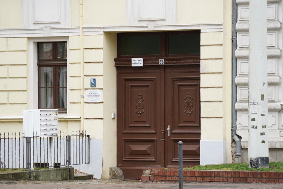 Die Arztpraxis Dr. Georgiou auf der Biesnitzer Straße wird voraussichtlich eine Woche lang geschlossen bleiben.