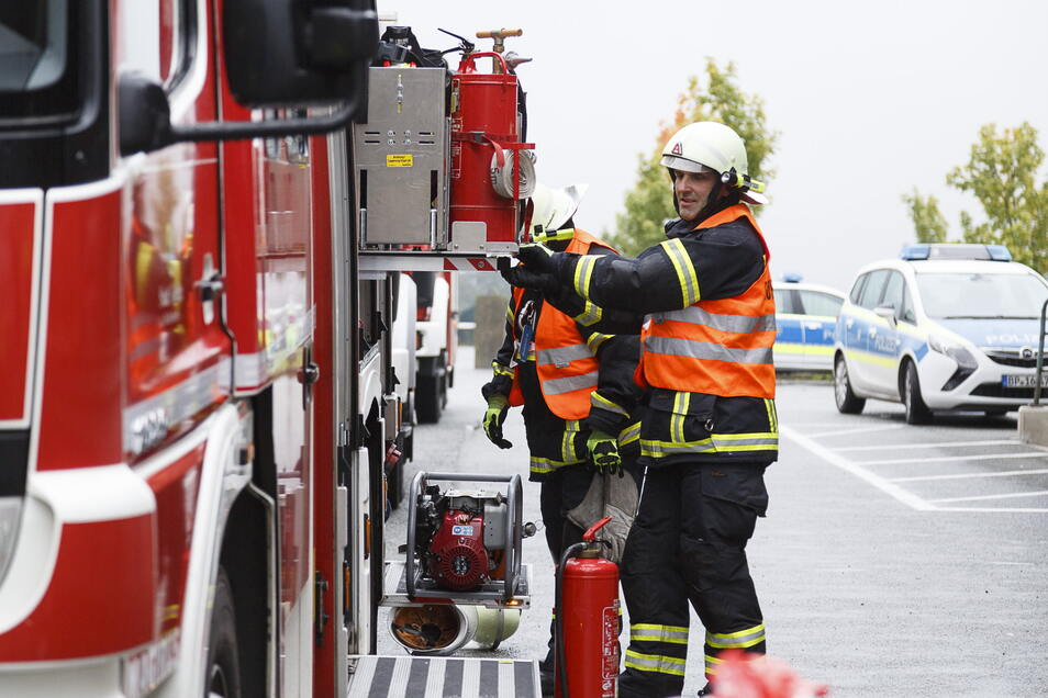 Die Freiwilligen Feuerwehren der Innenstadt und von Königshufen bekommen ein neues Gerätehaus an der Cottbuser Straße.