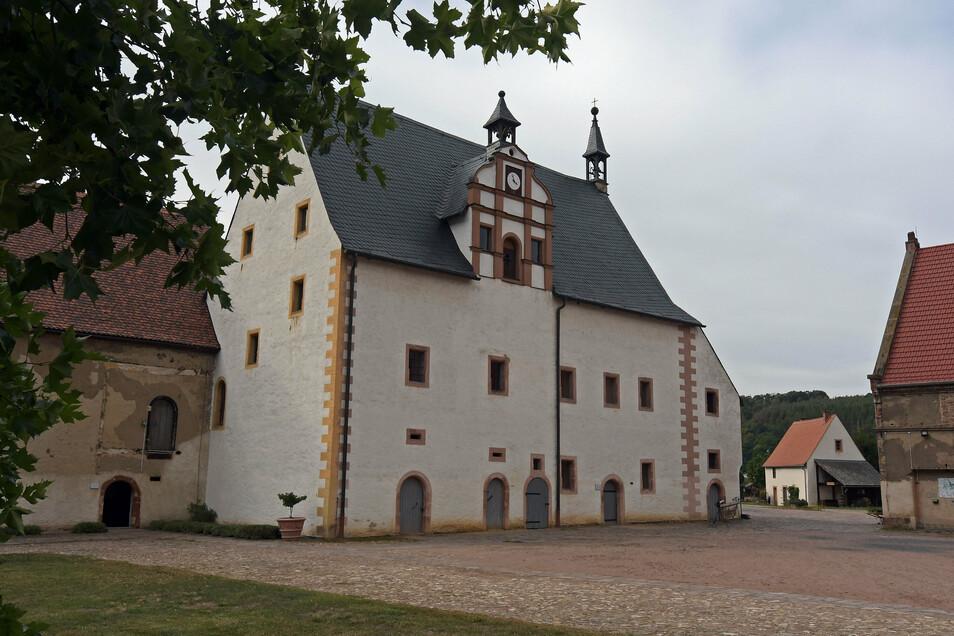 In einem Vortrag erfahren Interessierte am Sonntag zum erst Mal etwas über die Wissensquellen zum Kloster Buch.