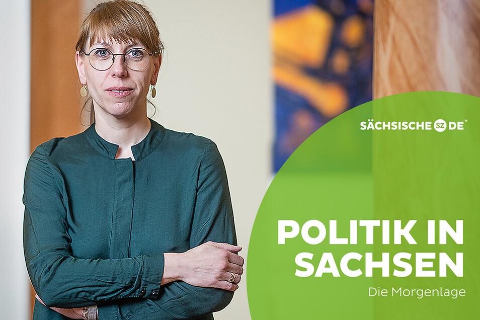 Justizministerin Katja Meier