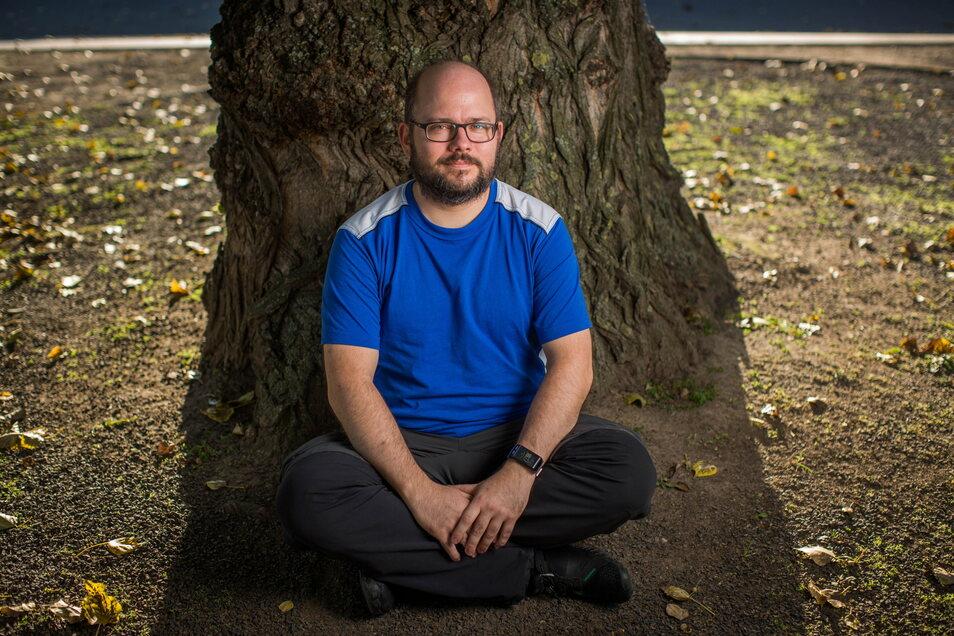 Konzentration Dank fester Routinen: Tobias Philipp hat gelernt, mit ADHS zu leben.