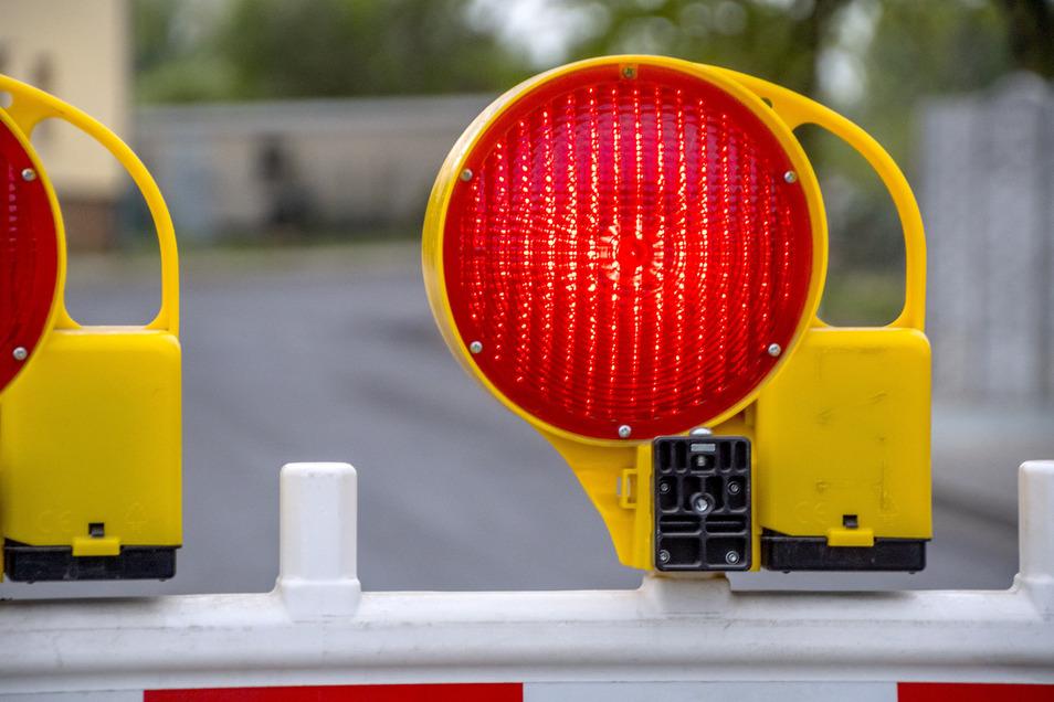 Die Dresdner müssen sich auf Verkehrsbehinderungen einstellen. Wie lange die Arbeiten noch laufen.