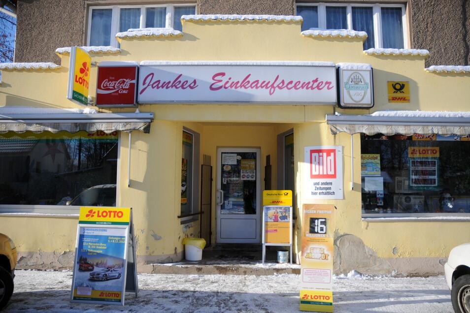 Jankes Einkaufszentrum in Ziegenhain schloss im Herbst vorigen Jahres, obwohl die Kunden dem Laden die Treue hielten.