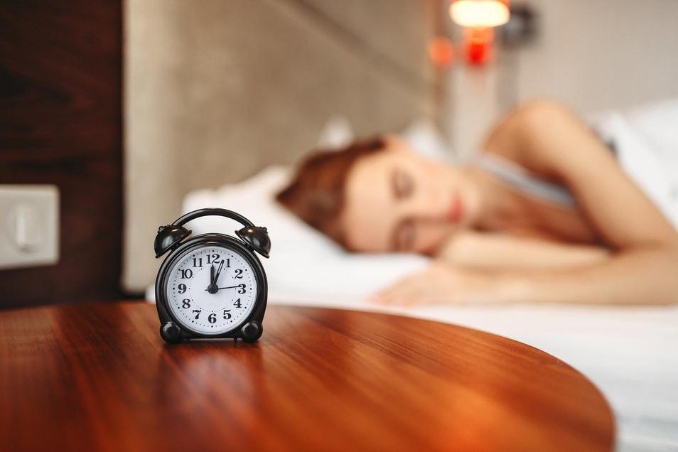 So gemütlich das Ausschlafen sein mag, sollte es doch nicht übertrieben werden.
