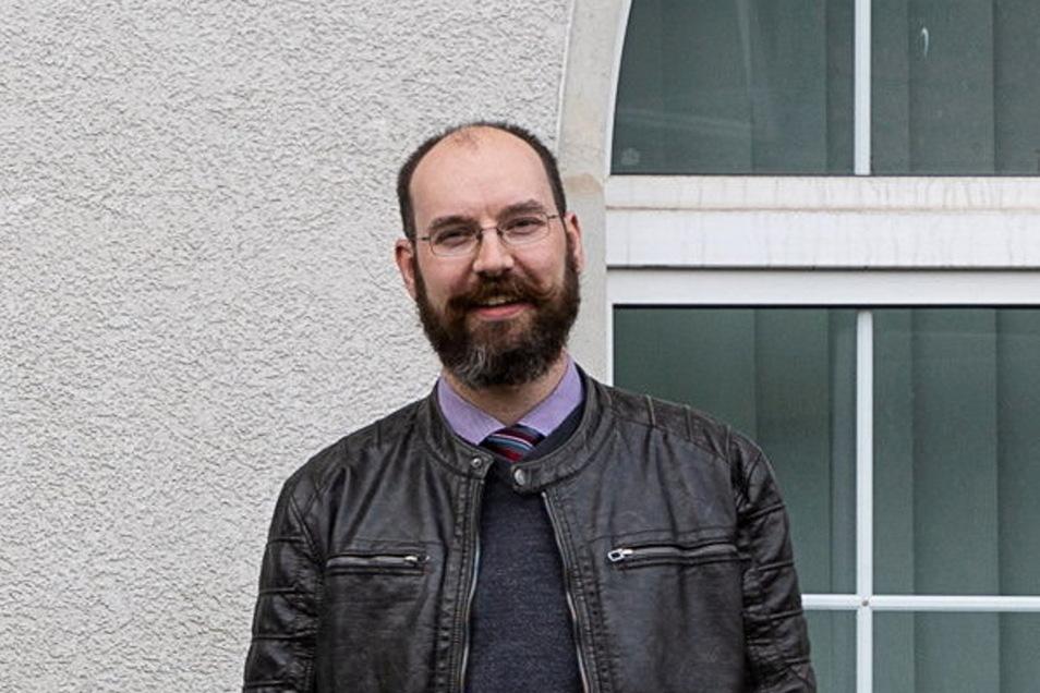 Martin Rülke wird den Freitaler Stadtrat verlassen.