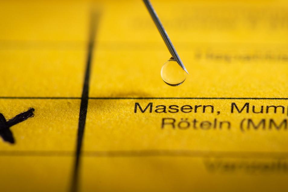 Masernimpfung bestätigt, obwohl sie nicht erfolgt ist. Der Vorwurf gegen eine Ärztin wiegt schwer.