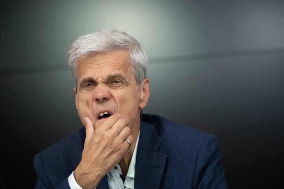 Wolfgang Gedeon muss die AfD verlassen. Das entschied nun das Bundesschiedsgericht der Partei.