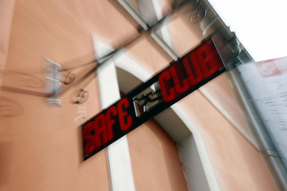 Der Safe Club in Kamenz bleibt auch weiterhin geschlossen. Wann er wieder öffnen kann, ist unklar.
