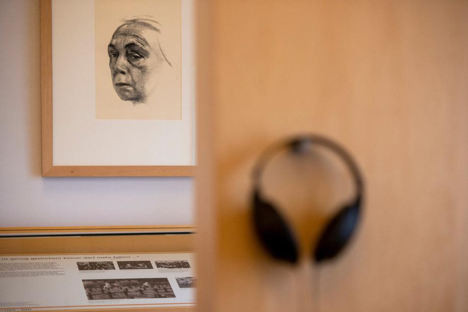 Im April 1995 konnte durch die im Jahr zuvor gegründete Käthe-Kollwitz-Stiftung in Moritzburg ein Gedenkort für die große Künstlerin eröffnet werden. Das 25-jährige Jubiläum steht unter keinem guten Stern.